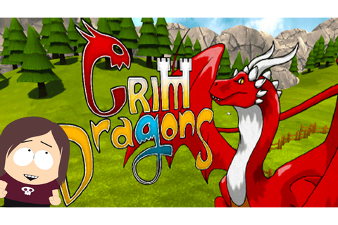 [Early Access] Grim Dragons || Action Adventure Game - YouTube