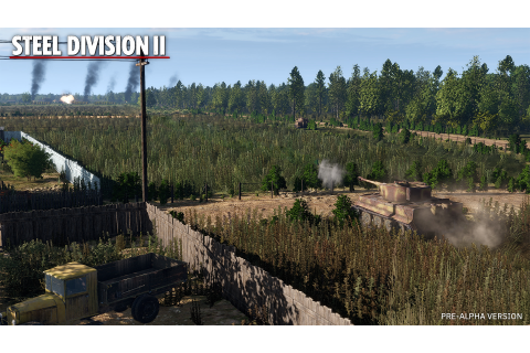 Steel Division 2 heads to the massive battlefields of the ...