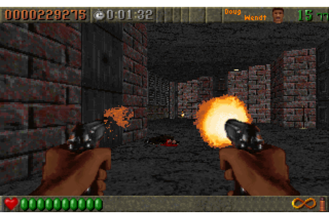 Rise of the Triad (1994) - Games.cz
