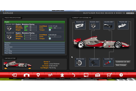 F1 Manager PC Game submited images.