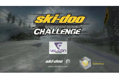 Ski Doo: Snowmobile Challenge Game | PS3 - PlayStation