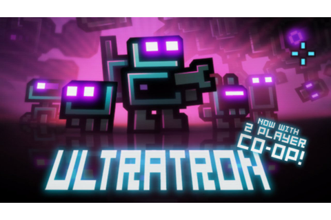 Ultratron (PS4/PS3/Vita) Thoughts and Impressions ...