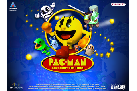 Abandonware Games / Pac Man Adventures In Time