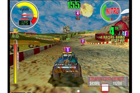 Offroad Thunder - Videogame by Midway Games