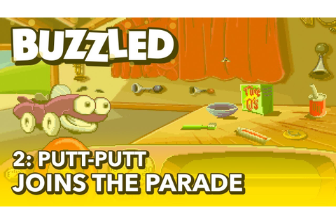 Buzzled 2: Putt-Putt Joins the Parade - YouTube