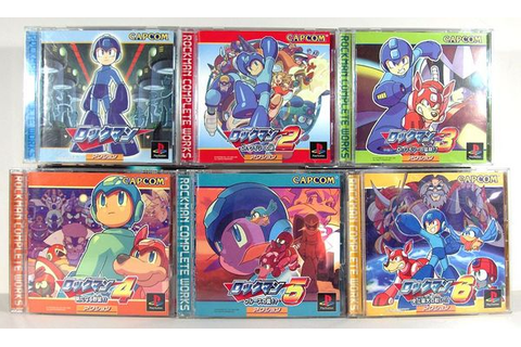 Rockman Complete Works — StrategyWiki, the video game ...