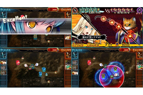 Best PSP games download: Generation Of Chaos 6 Pandora's ...