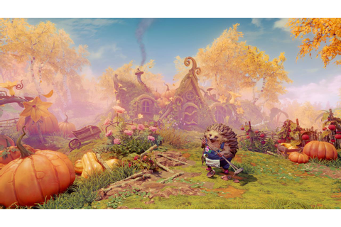 Trine 4: The Nightmare Prince launches this autumn - VG247