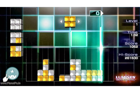 Lumines PC Download, Lumines PC Download Full | PlanetPC.In