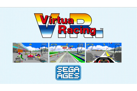 Virtua Racing announced for SEGA Ages on Switch - Nintendo ...