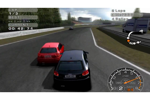 EVOLUTION GT First gameplay Audi A3 VIDEO (HD) - YouTube