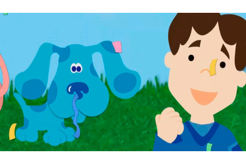 BLUE'S CLUES - Blue's Matching Game - New Blue's Clues ...