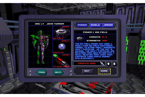 Total Mayhem Download (1996 Arcade action Game)
