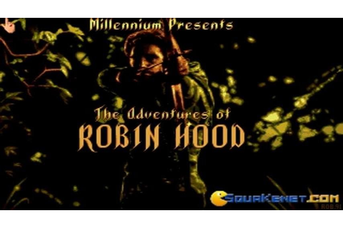 The Adventures of Robin Hood gameplay (PC Game, 1991 ...