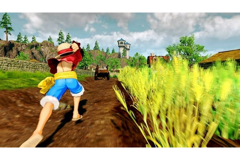 One Piece: World Seeker Launching Stateside in 2018 ...
