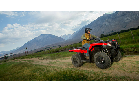 2014 Honda FourTrax Rancher Gallery 537579 | Top Speed
