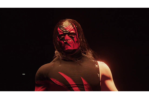 WWE 2K18 Kane 98 Entrance - YouTube