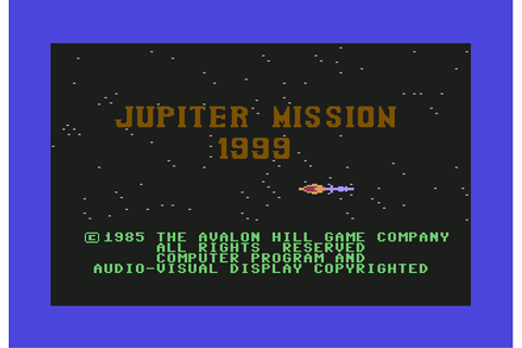 Download Jupiter Mission 1999 - My Abandonware