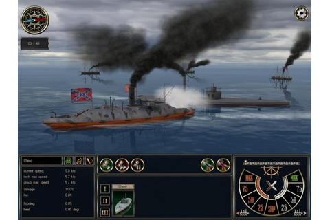Ironclads: High Seas - Buy and download on GamersGate