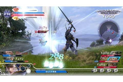 Dissidia Final Fantasy NT details basic game system, five ...