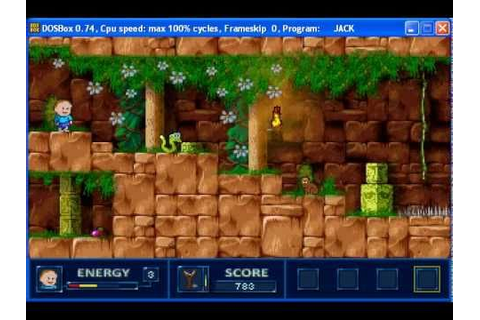 JACK THE NIPPER 3: IN THE TREASURE HUNT ADVENTURE (pc game) - YouTube