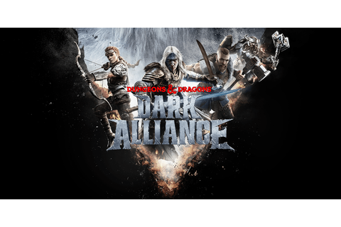 Dungeons & Dragons Dark Alliance is an ARPG coming in 2020 ...