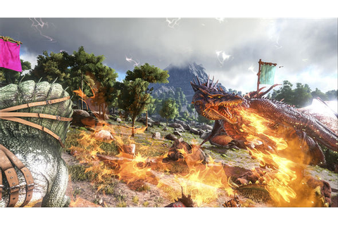 ARK Survival Evolved update: Wildcard talk new Xbox One ...