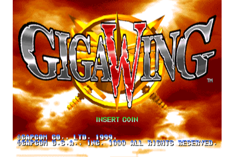 Giga Wing (Video Game) - TV Tropes
