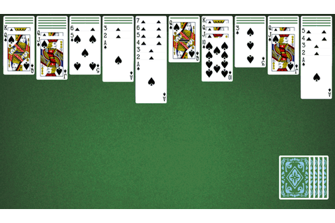 Spider Solitaire - Play it now at CoolmathGames.com