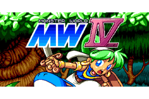 Monster World IV | Virtual Console (Wii) | Games | Nintendo