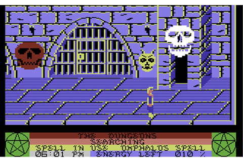 Download The Staff of Karnath (Commodore 64) - My Abandonware