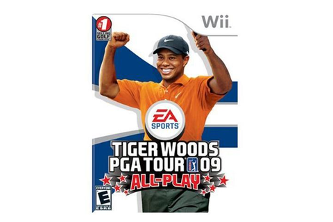 Tiger Woods PGA Tour 09 Wii Game - Newegg.com