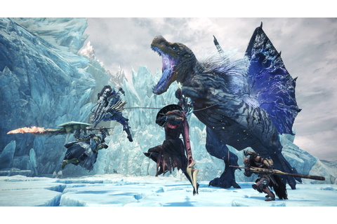 'Monster Hunter World: Iceborne,' an early expedition into ...