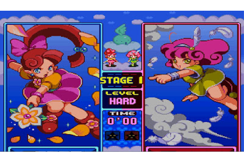 Snes Eternament: Panel De Pon Action Puzzle Game