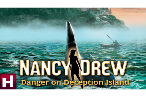 Nancy Drew: Danger on Deception Island Official Trailer ...