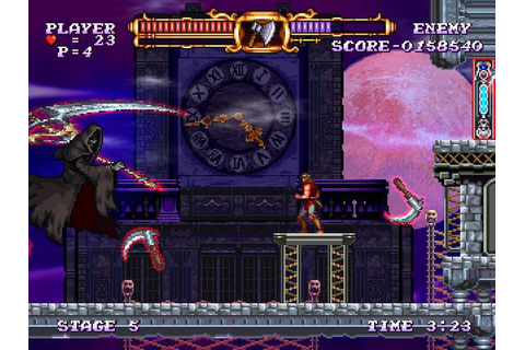 Review: Castlevania: The Adventure ReBirth