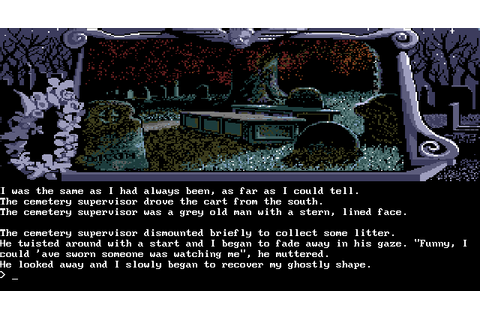 Scapeghost | Old DOS Games packaged for latest OS