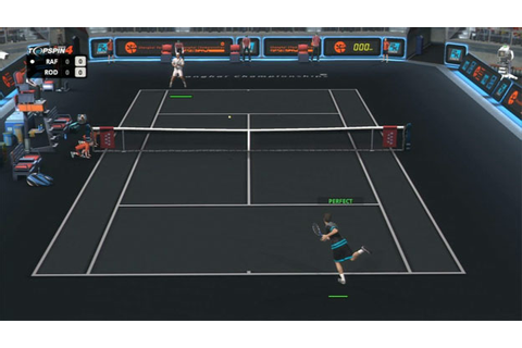 Top Spin 4 Review for PlayStation 3 (PS3) - Cheat Code Central