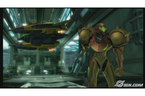 Hands-on Metroid Prime 3: Corruption - IGN