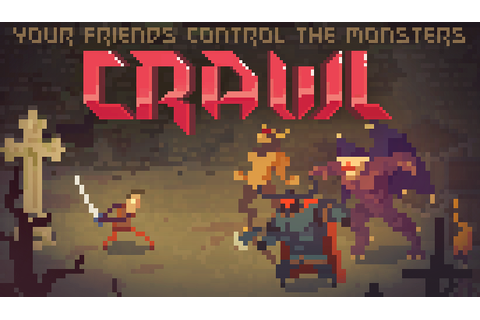 Crawl Free Download (Early Access v0.12.01) - IGGGAMES