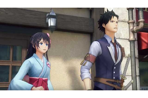 PROJECT SAKURA WARS Gets Announcement Trailer For The ...