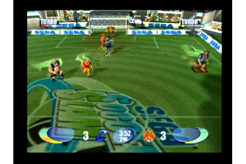 UKGN World Cup Sega Soccer Slam [PS2] - YouTube