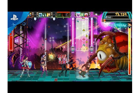 The Metronomicon: Slay the Dance Floor Game | PS4 ...
