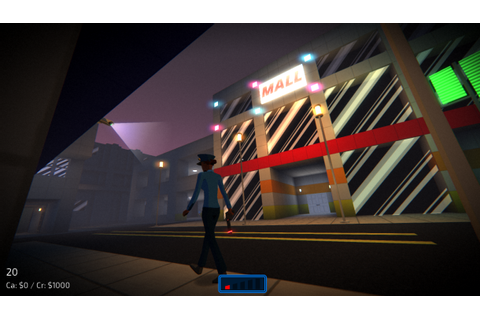 "Neon Struct is a ""political thriller stealth game"" from ..."