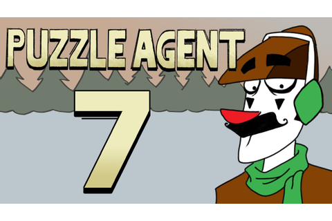 Puzzle Agent [PART 7] - Mind Games - YouTube