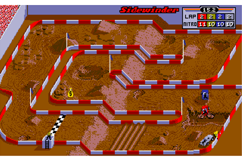 Ivan Ironman Stewart's Super Off Road Download, PC DOS ...