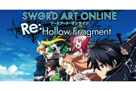 Amazon: Sword Art Online Re: Hollow Fragment PlayStation 4 ...