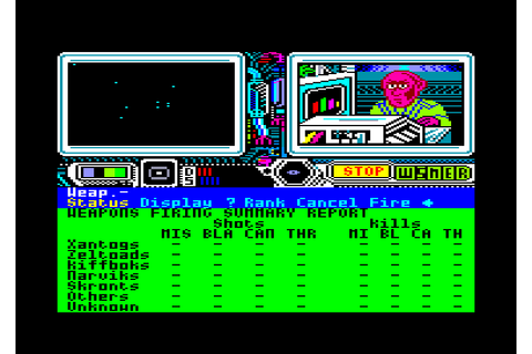 Psi-5 trading company by Us gold / accolade on Amstrad CPC ...