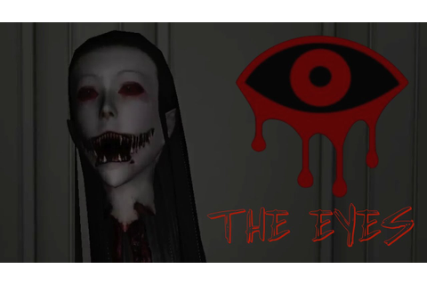 STOP FOLLOWING ME! The Eyes Horror Game! - YouTube