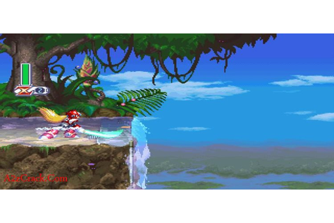 Mega Man X4 PC Game Download [A2z] | A2zCrack